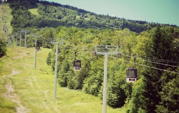 Summer at Stratton Mountain